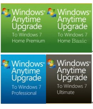 Windows 7 Anytime Upgrade Key